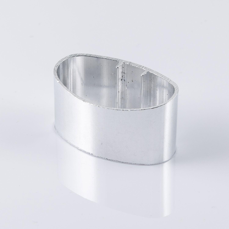 Ghiere in alluminio, tipologia standard#1
