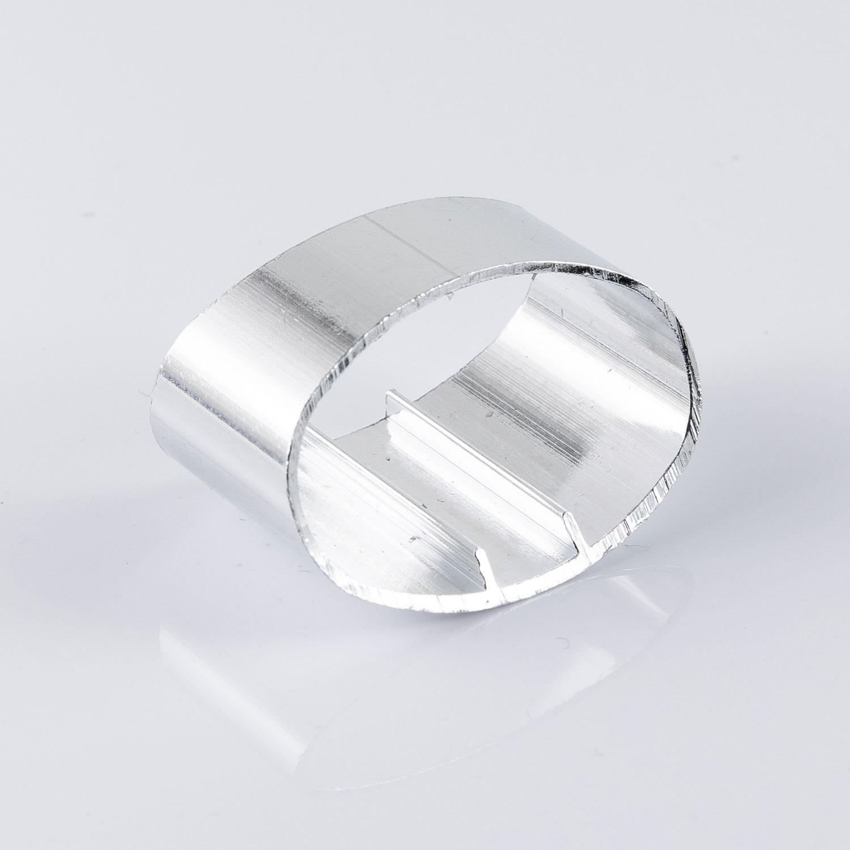 Ghiere in alluminio, tipologia standard#3