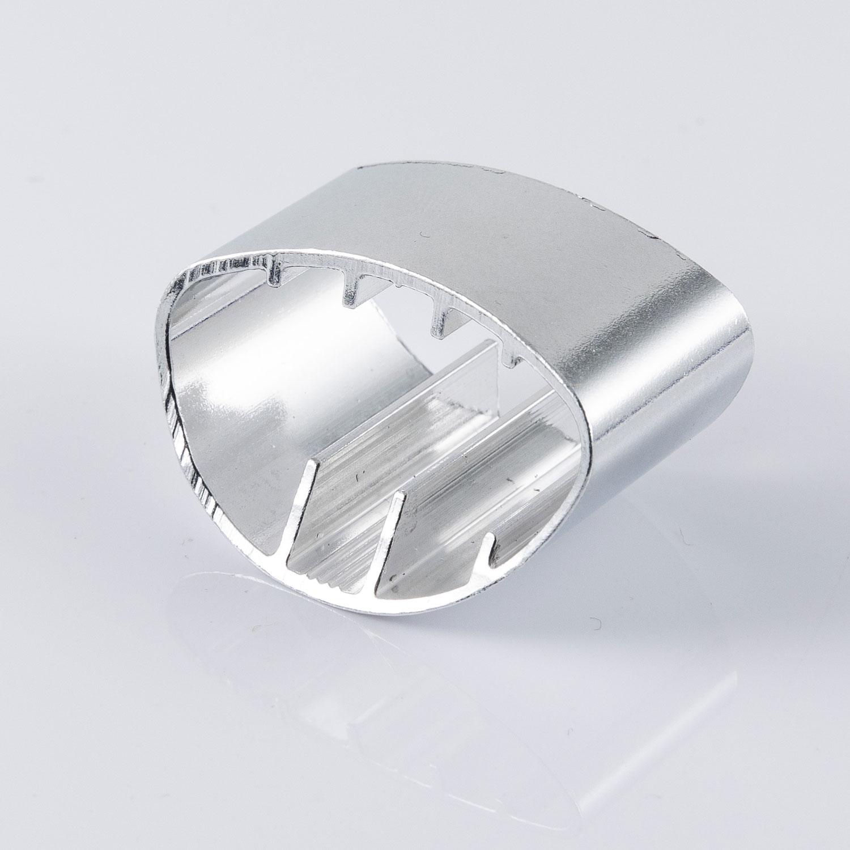 Ghiere in alluminio, tipologia standard#4