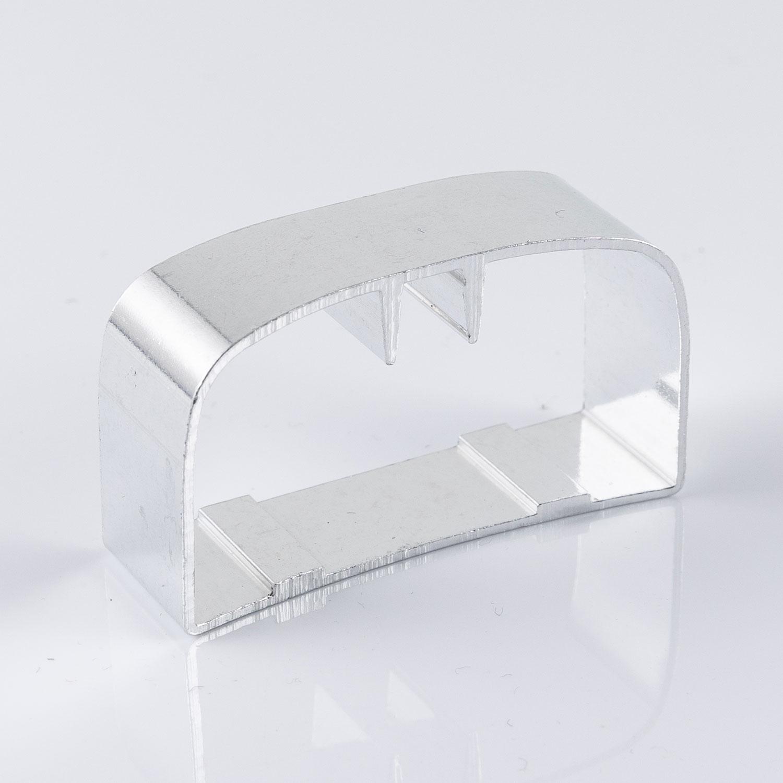 Ghiere in alluminio, tipologia standard#10